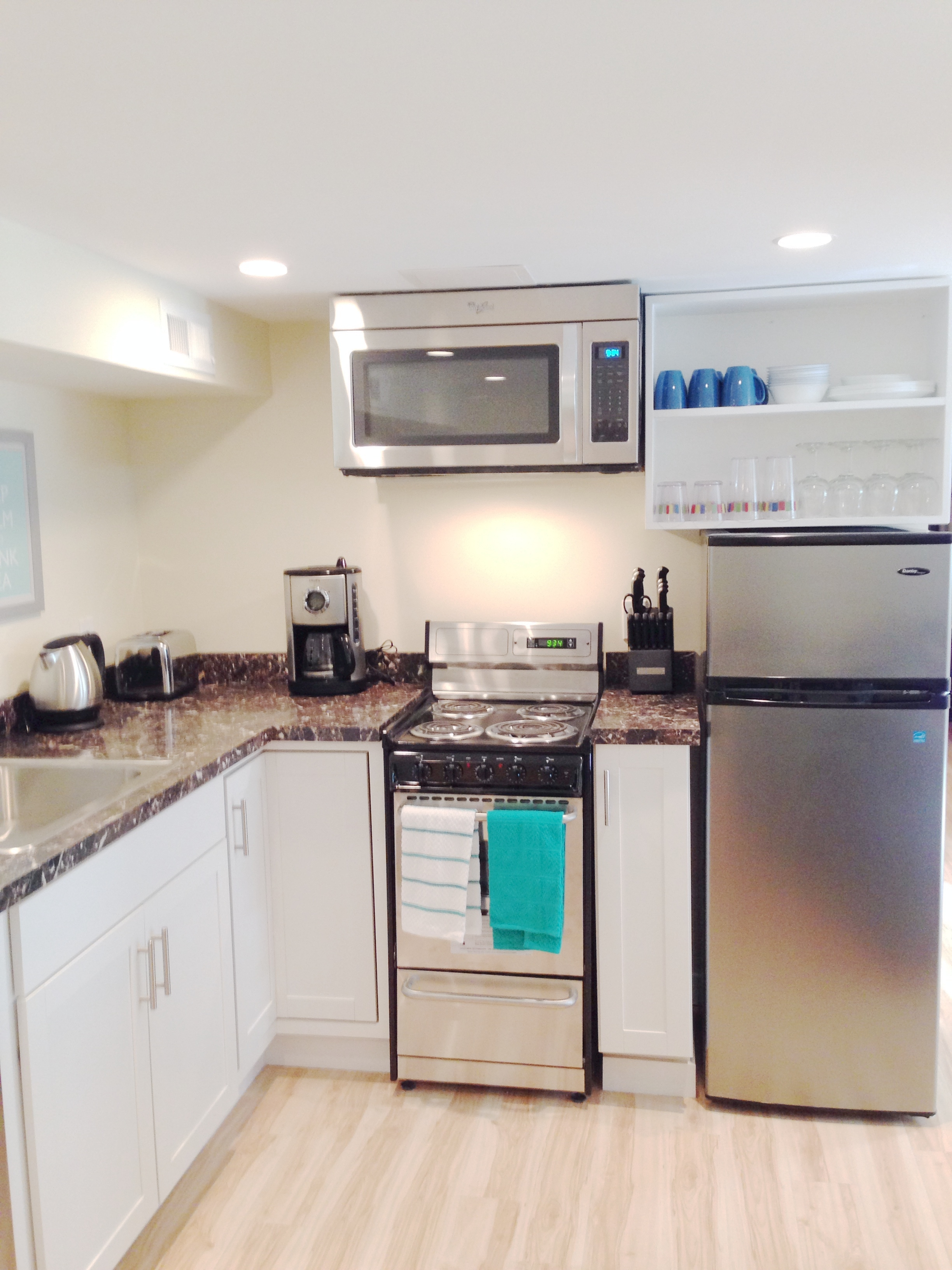 Renting Basement Without Kitchen
