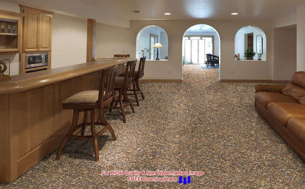 Rubber Flooring Basement Moisture