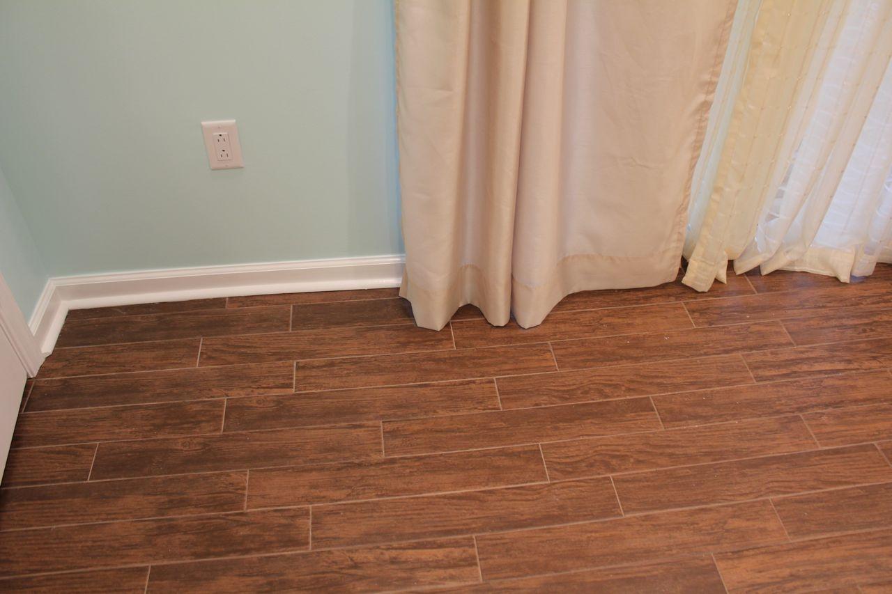Rubber Wood Flooring For Basements