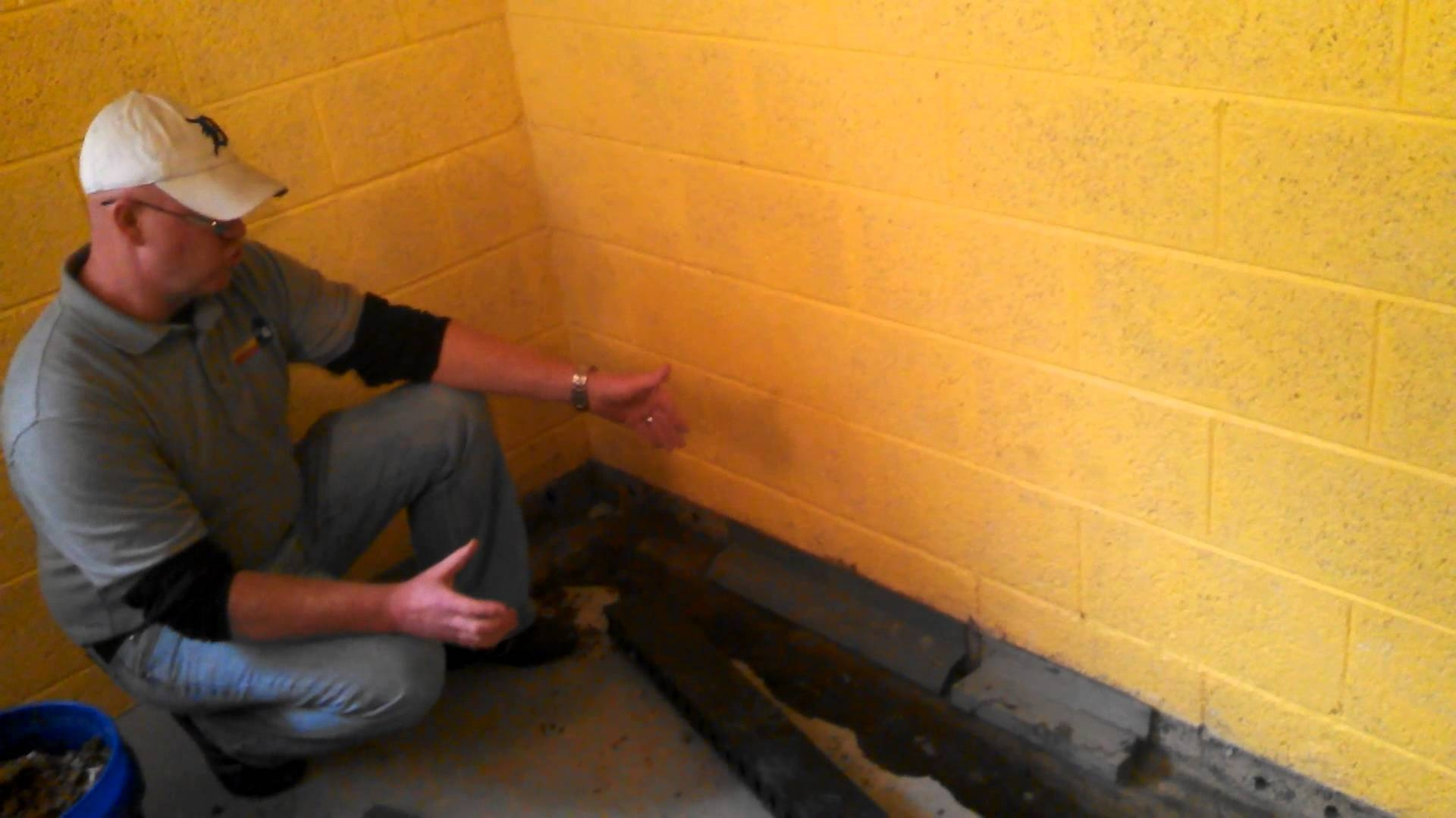 Sealing A Basement Floor Drain