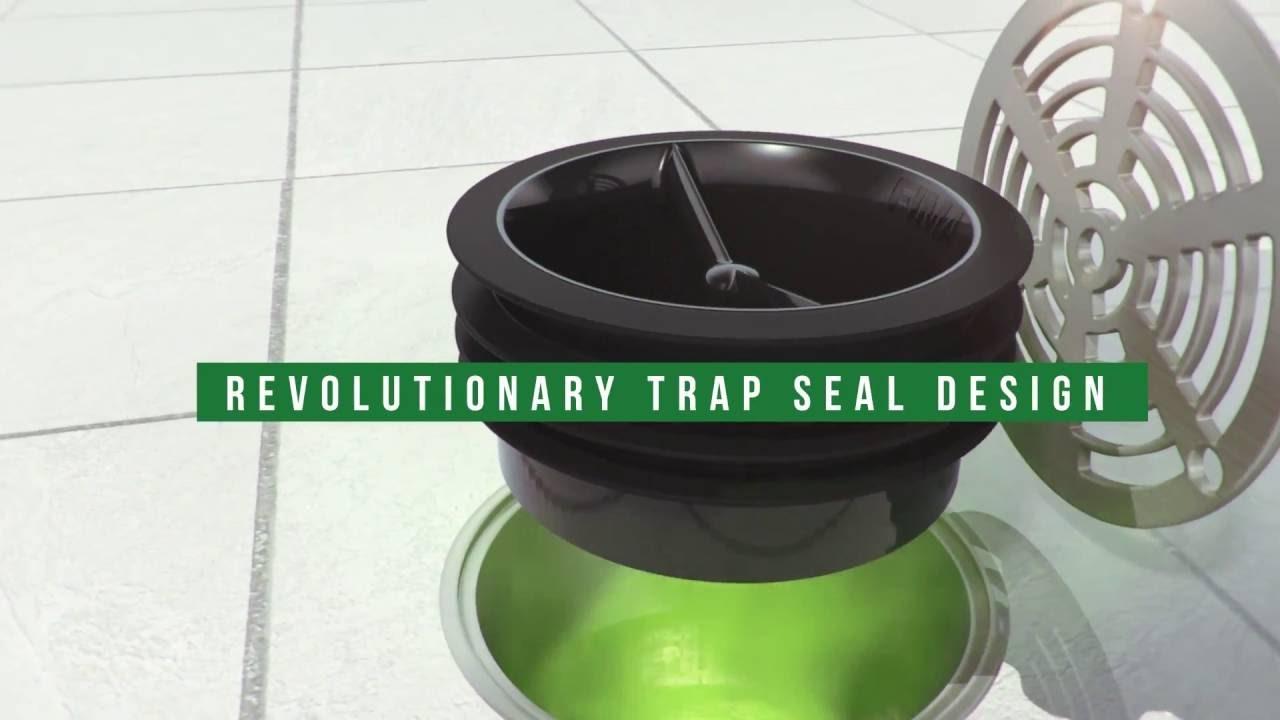 Sealing Basement Floor Drain