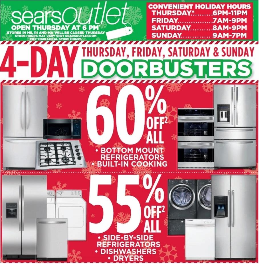 Sears Bargain Basement Flyer
