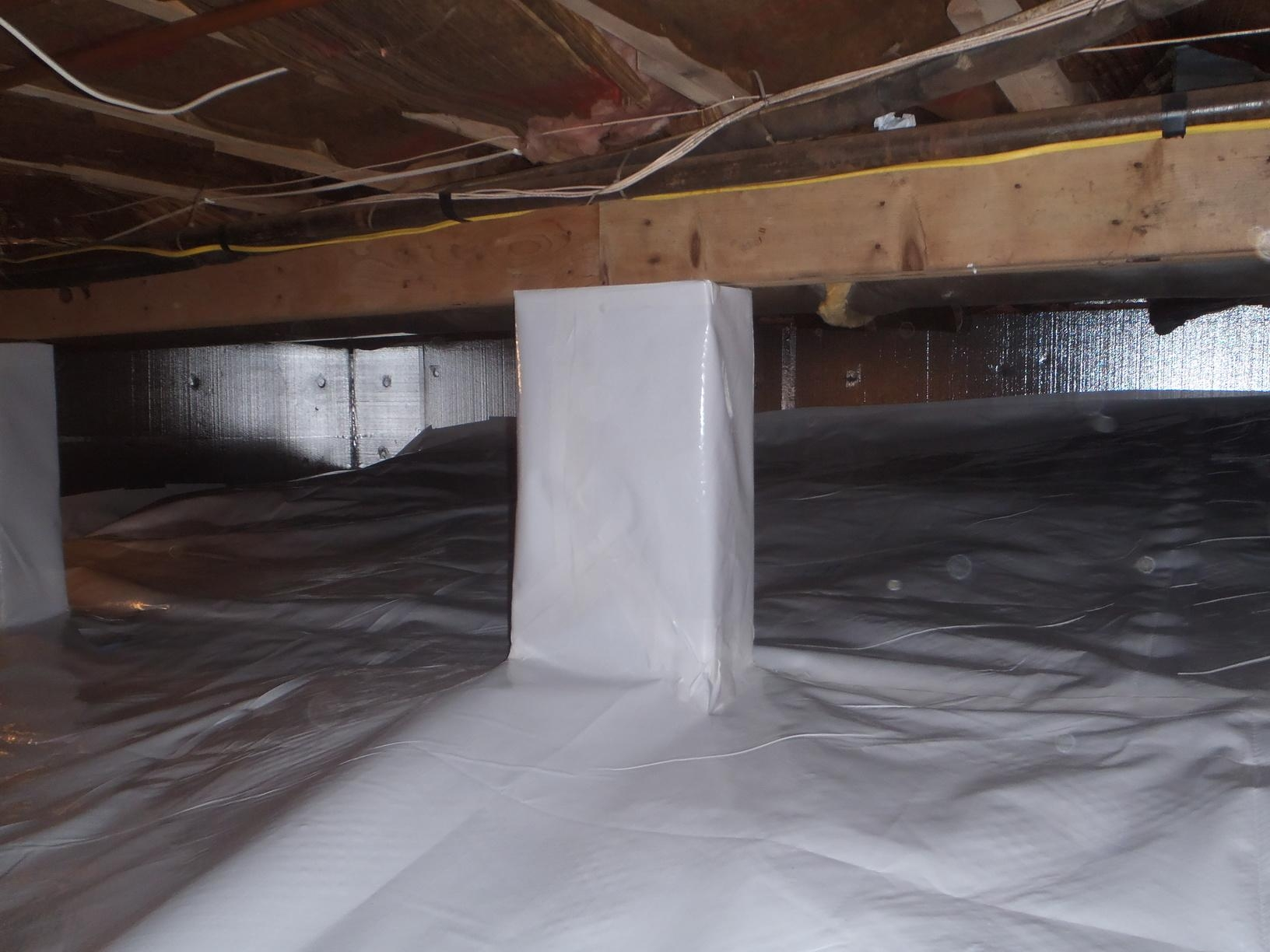 Silverglo Insulation Basement Systems