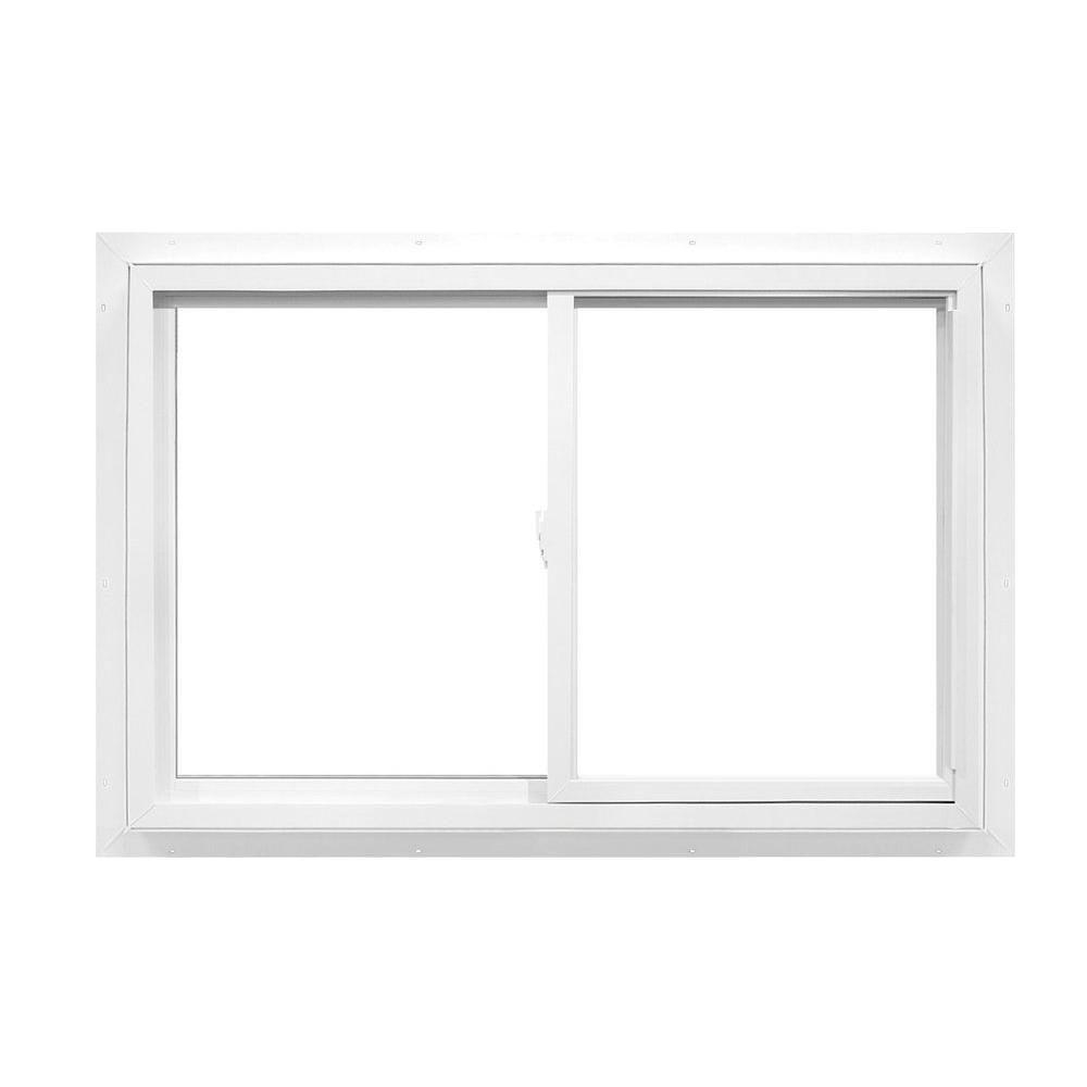 Silverline Basement Hopper Windows