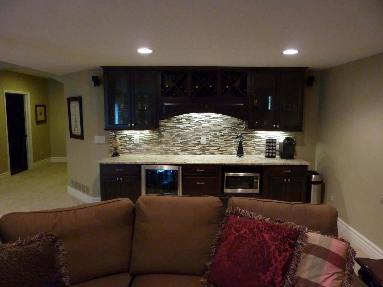 Small Basement Remodeling Ideas Pictures