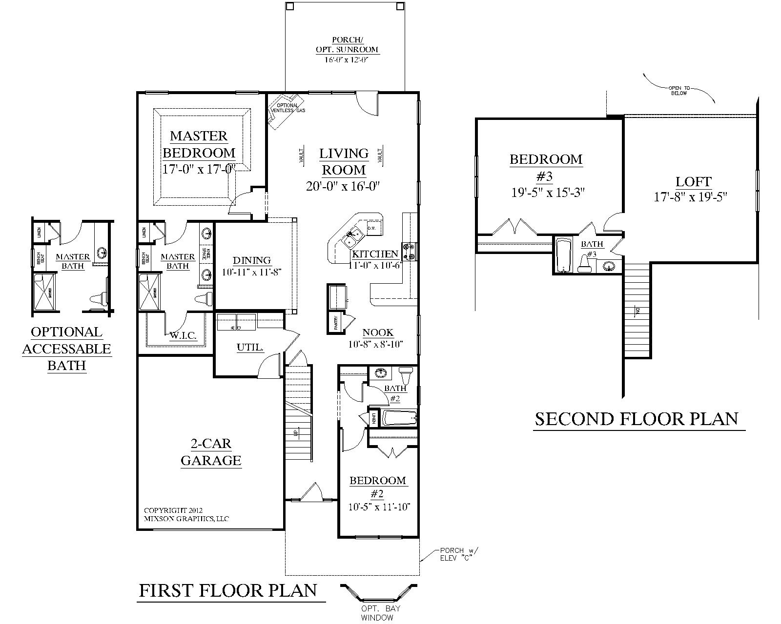 Small One Story House Plans With Basement Small One Story House Plans With Basement 3 bedroom 2 bath house plans with basement elegant ranch floor 1600 X 1280