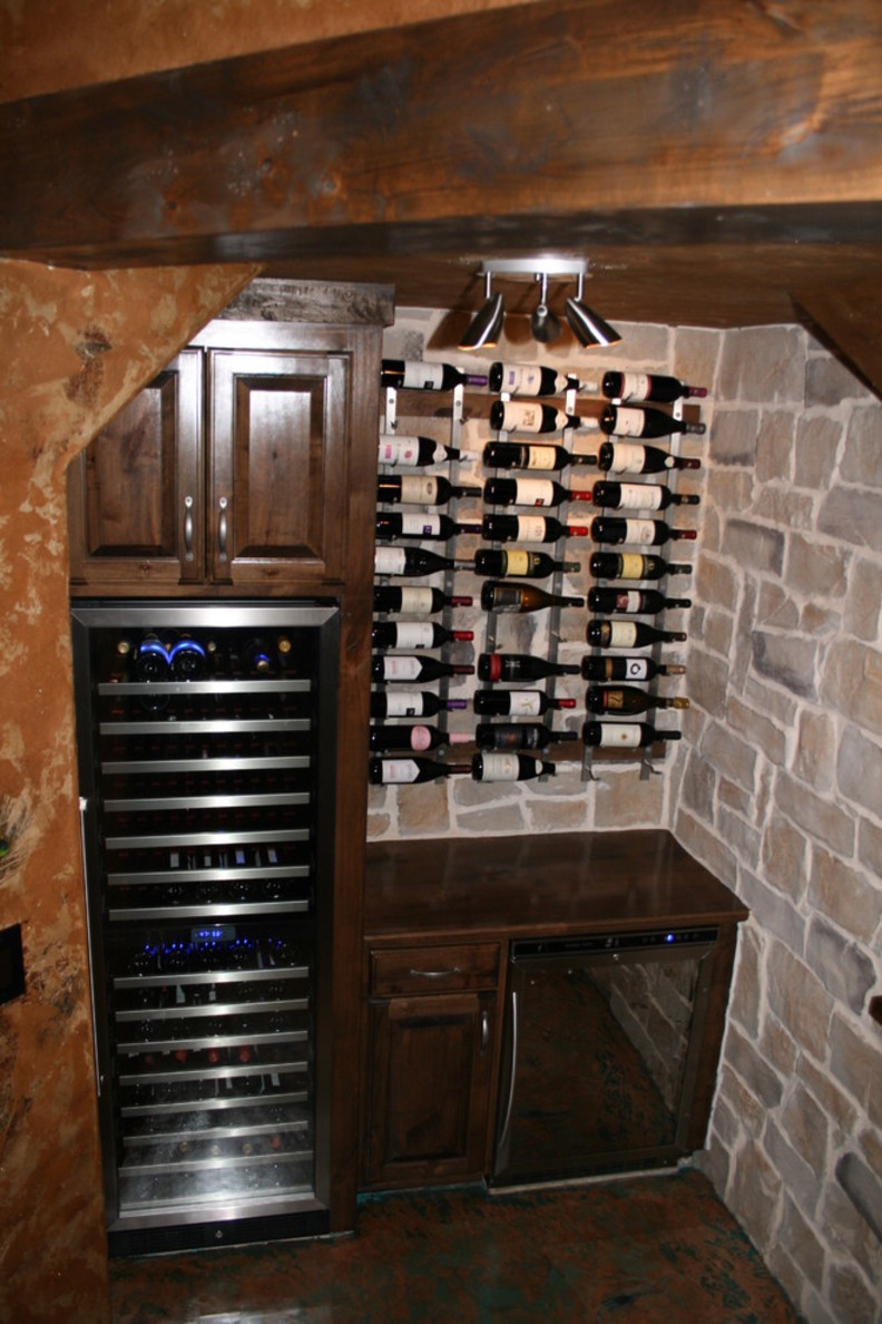 Mini Wine Cellar Ideas small wine cellar ideas for basement • basement