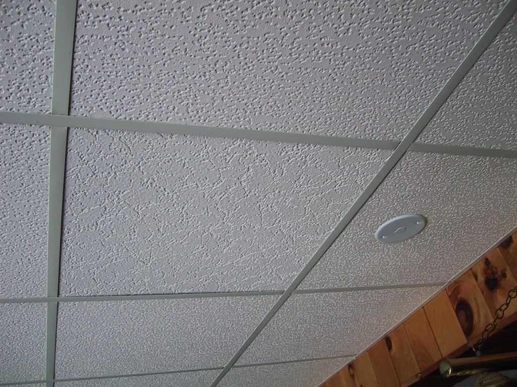 Soundproof Basement Ceiling Tiles