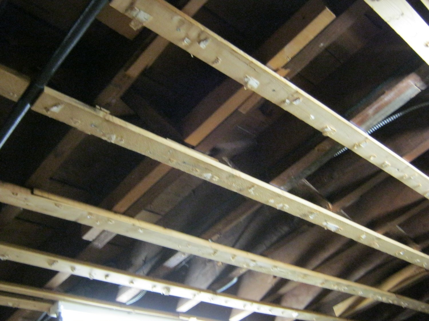 Soundproof Basement Ceiling Without Drywall • BASEMENT