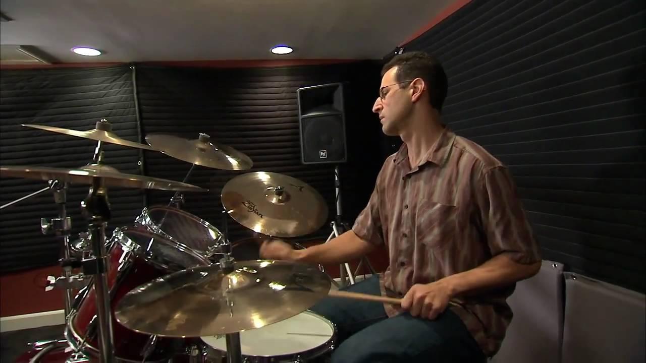 Soundproof Basement Drums