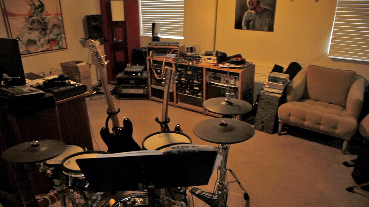 Soundproofing A Basement Music Room