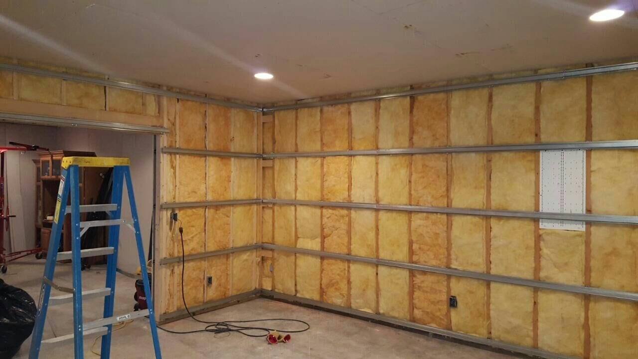 Soundproofing A Basement Suite