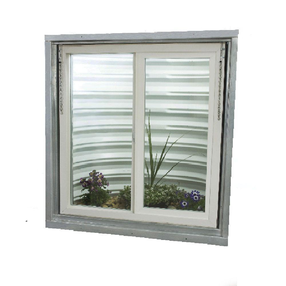 Steel Buck Basement Windows