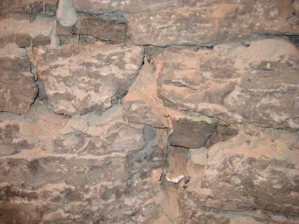 Stone Basement Walls Crumbling