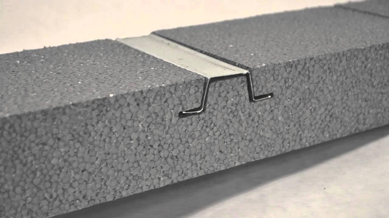 Styrofoam Basement Wall Panels