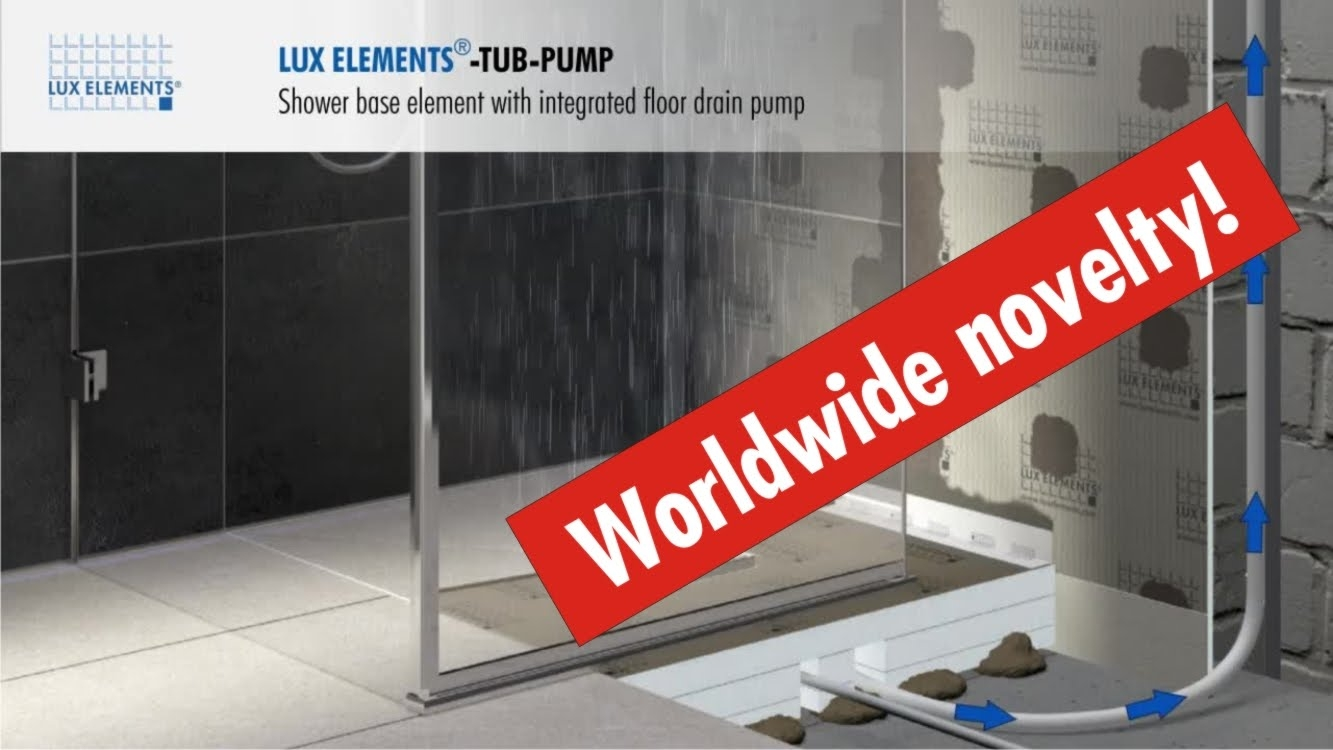 Sump Pump For Basement Shower