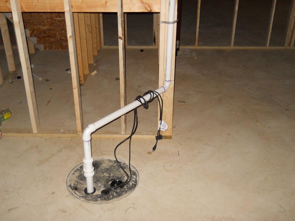 Sump Pump For Basement Toilet