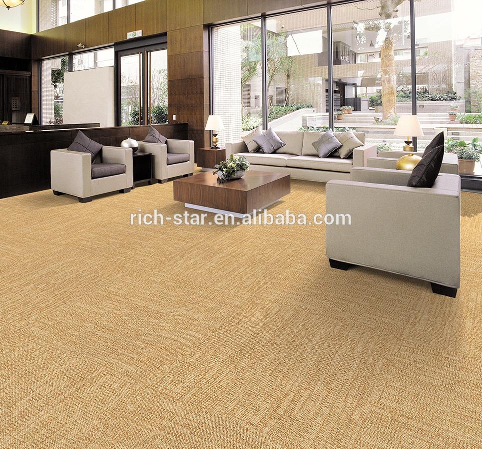 Thick Carpet Tiles Basement