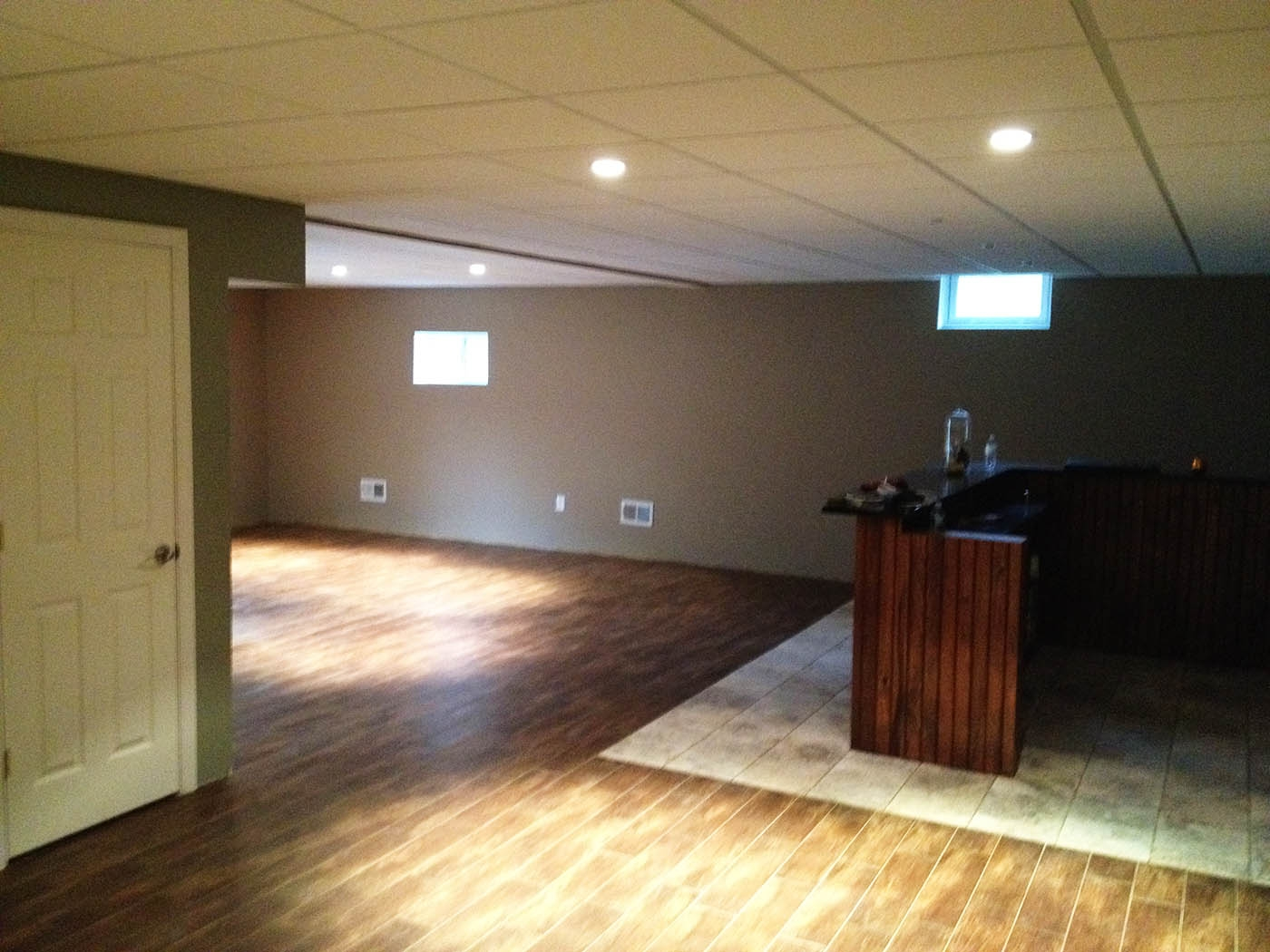 Types Of Drop Ceilings For Basements