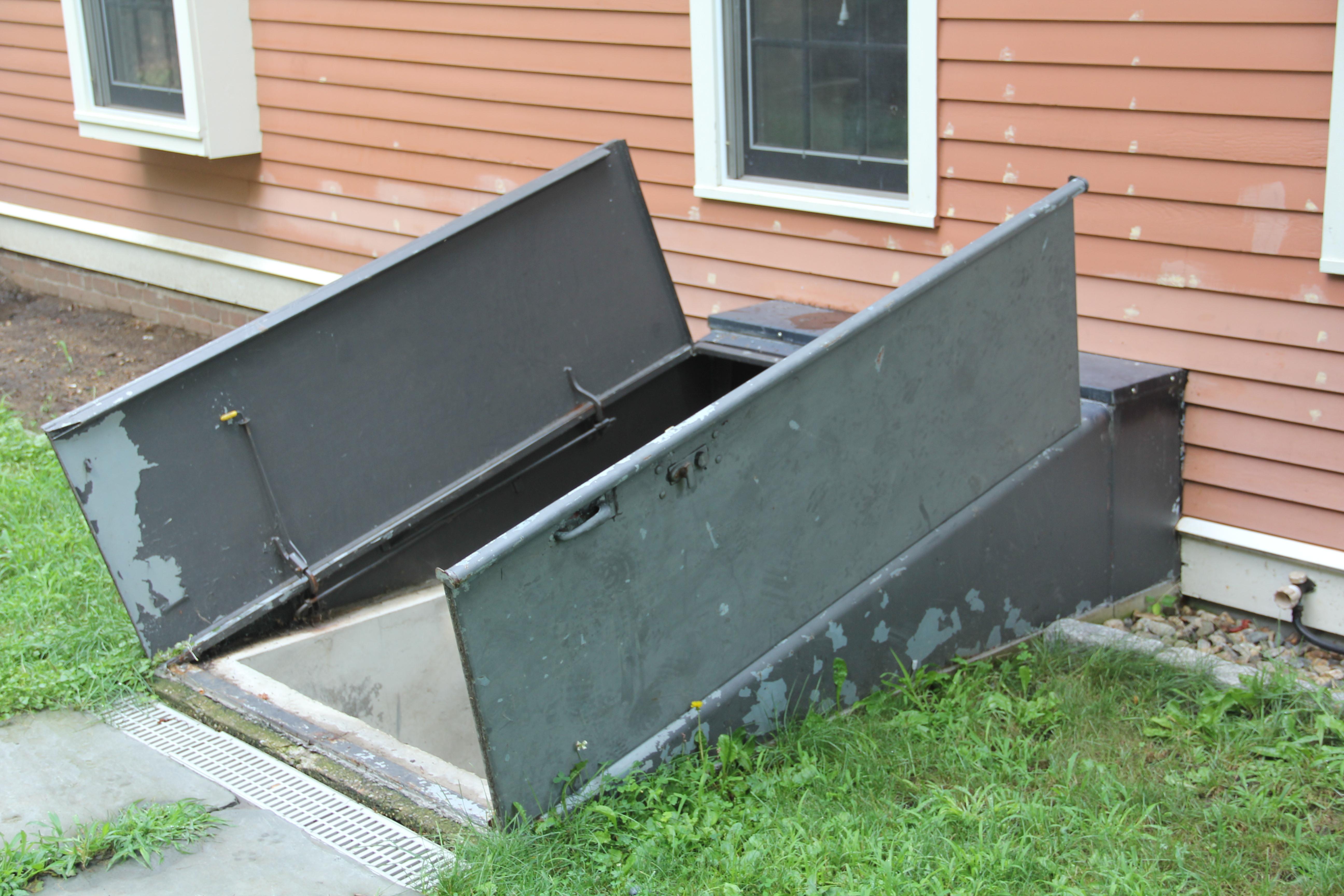 Types Of Exterior Basement Doors