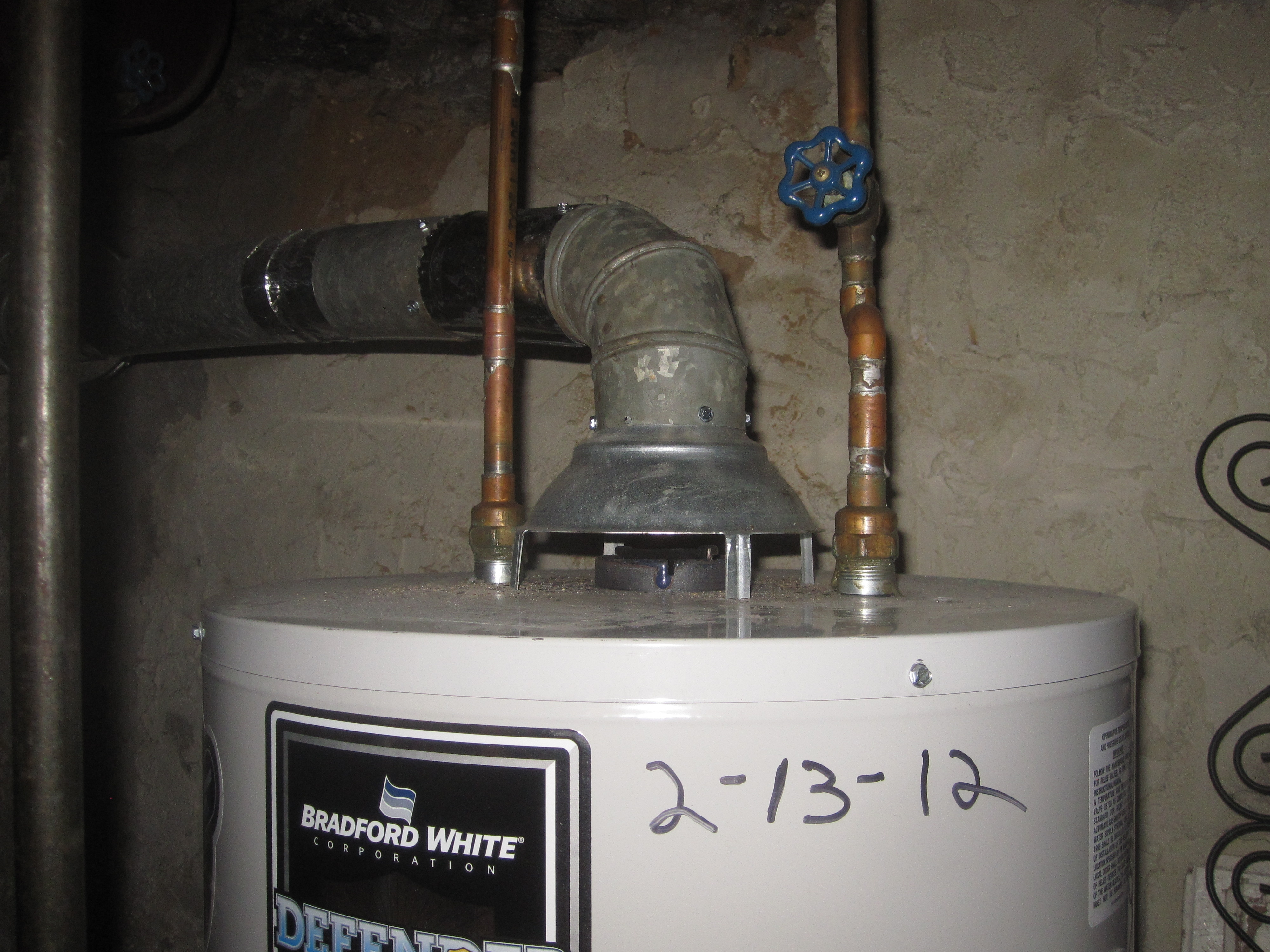 Vented Gas Heater For Basement