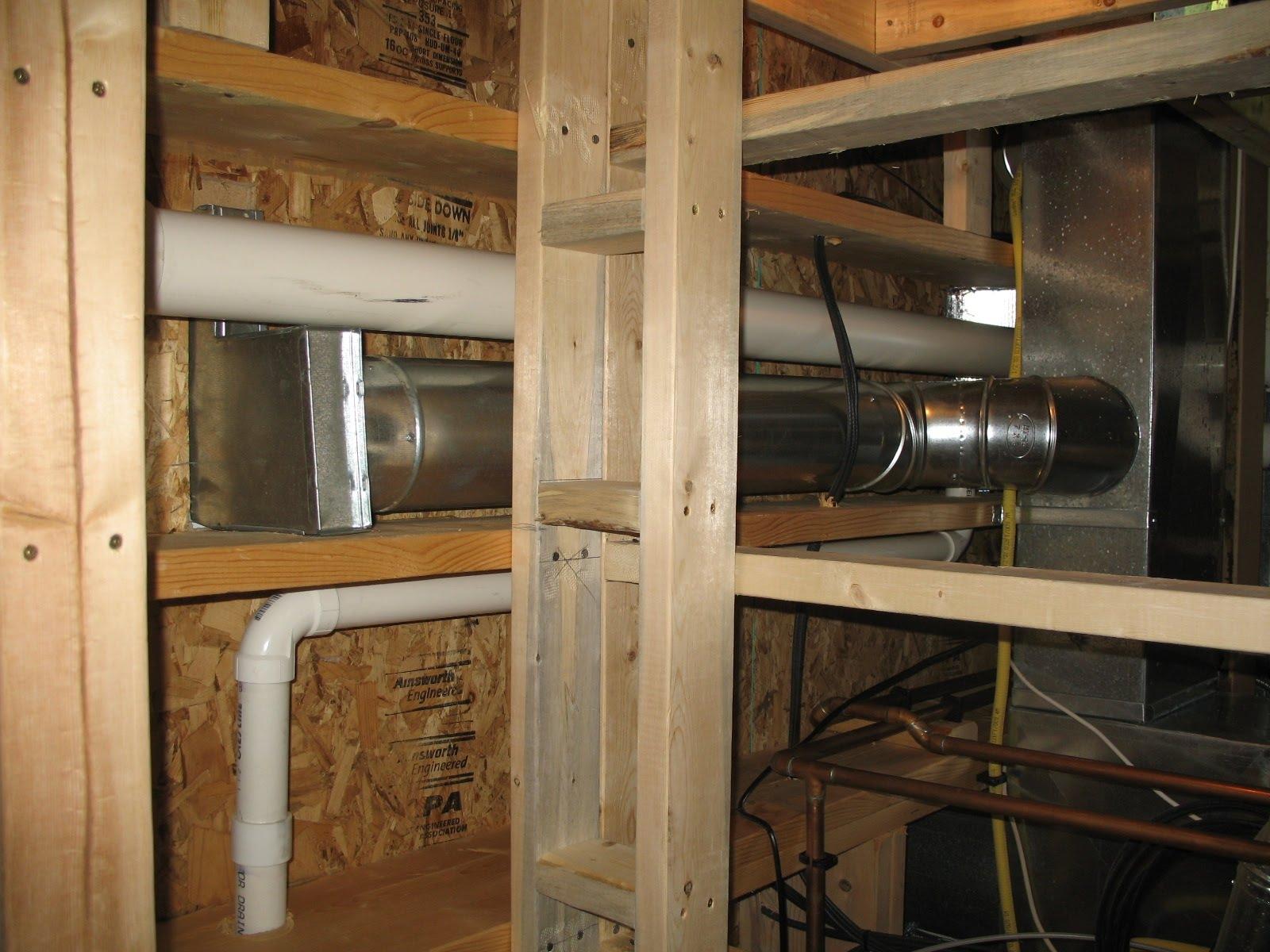 Ventilation Fan For Basement Bathroom
