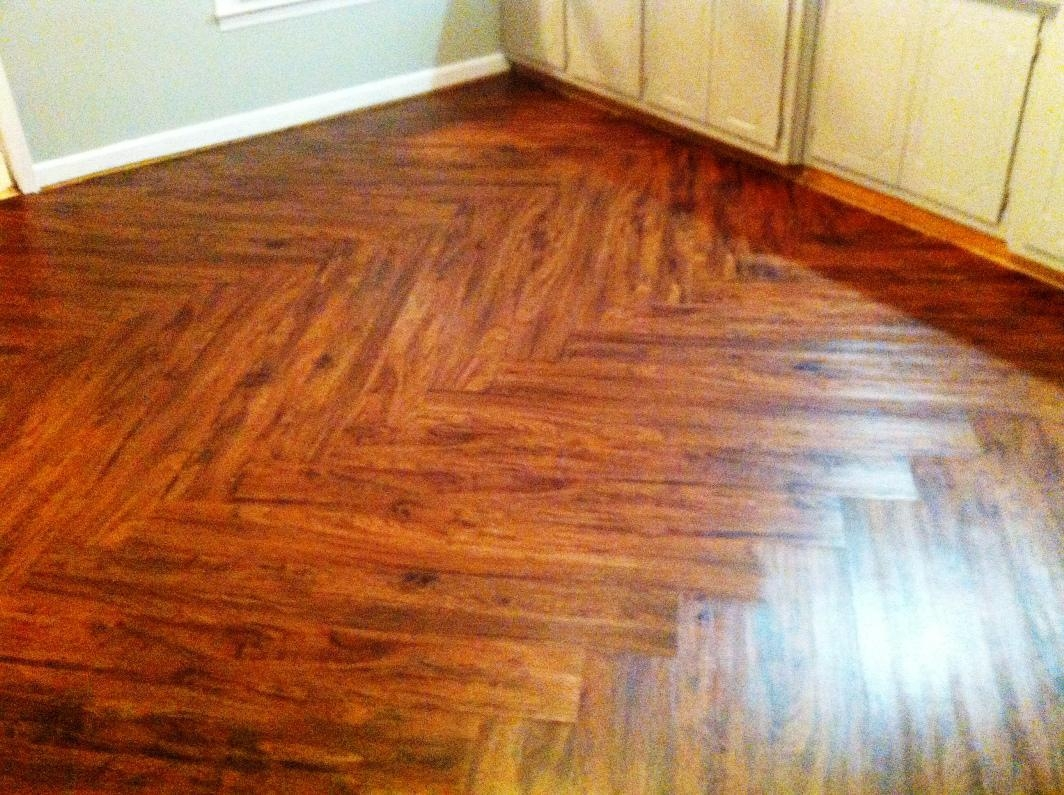 Vinyl Wood Plank Flooring For Basement
