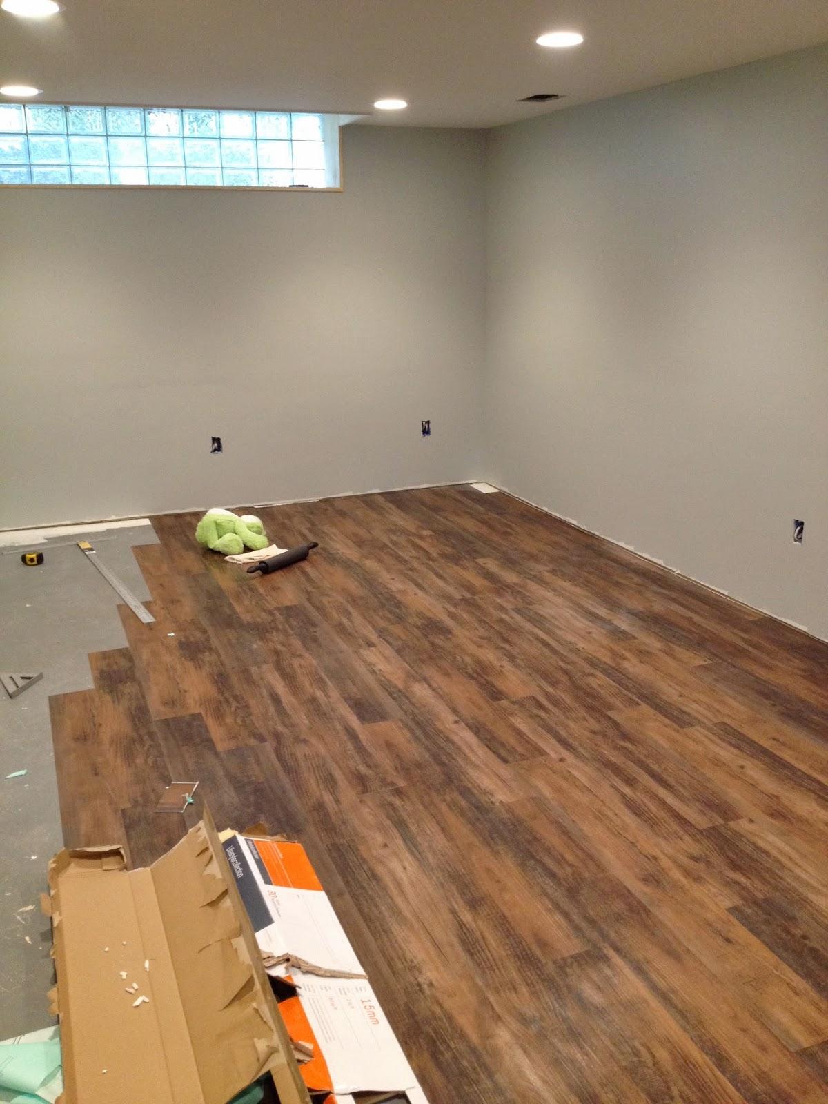 Water Resistant Laminate Flooring Basements