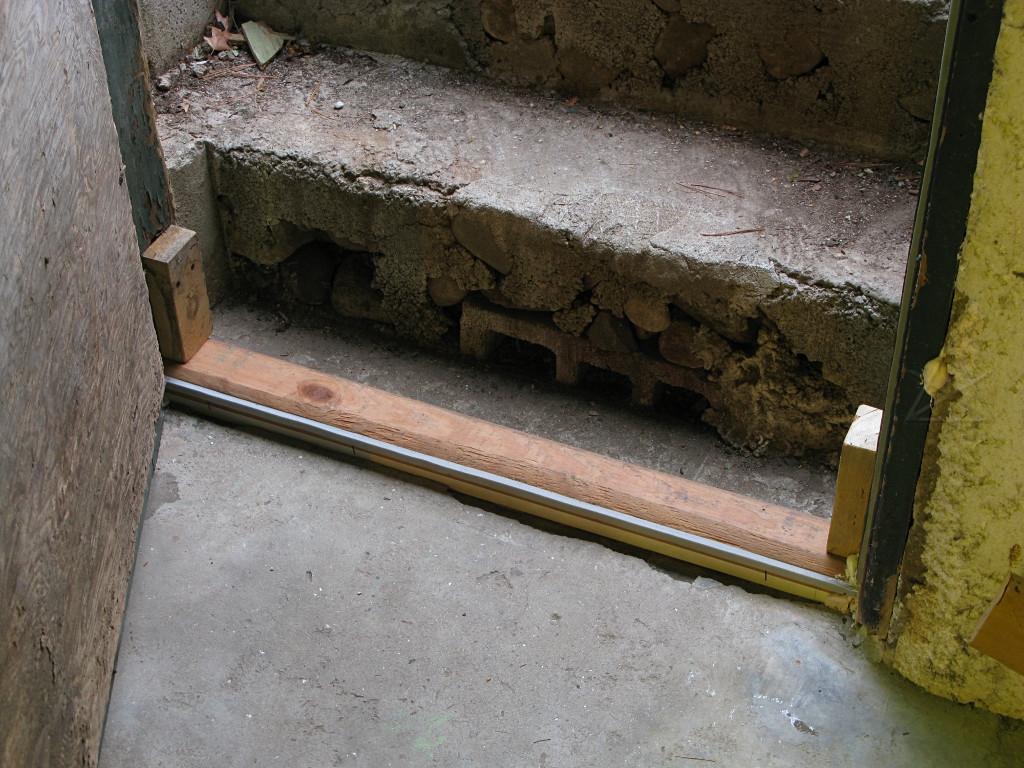 Waterproof Basement Door
