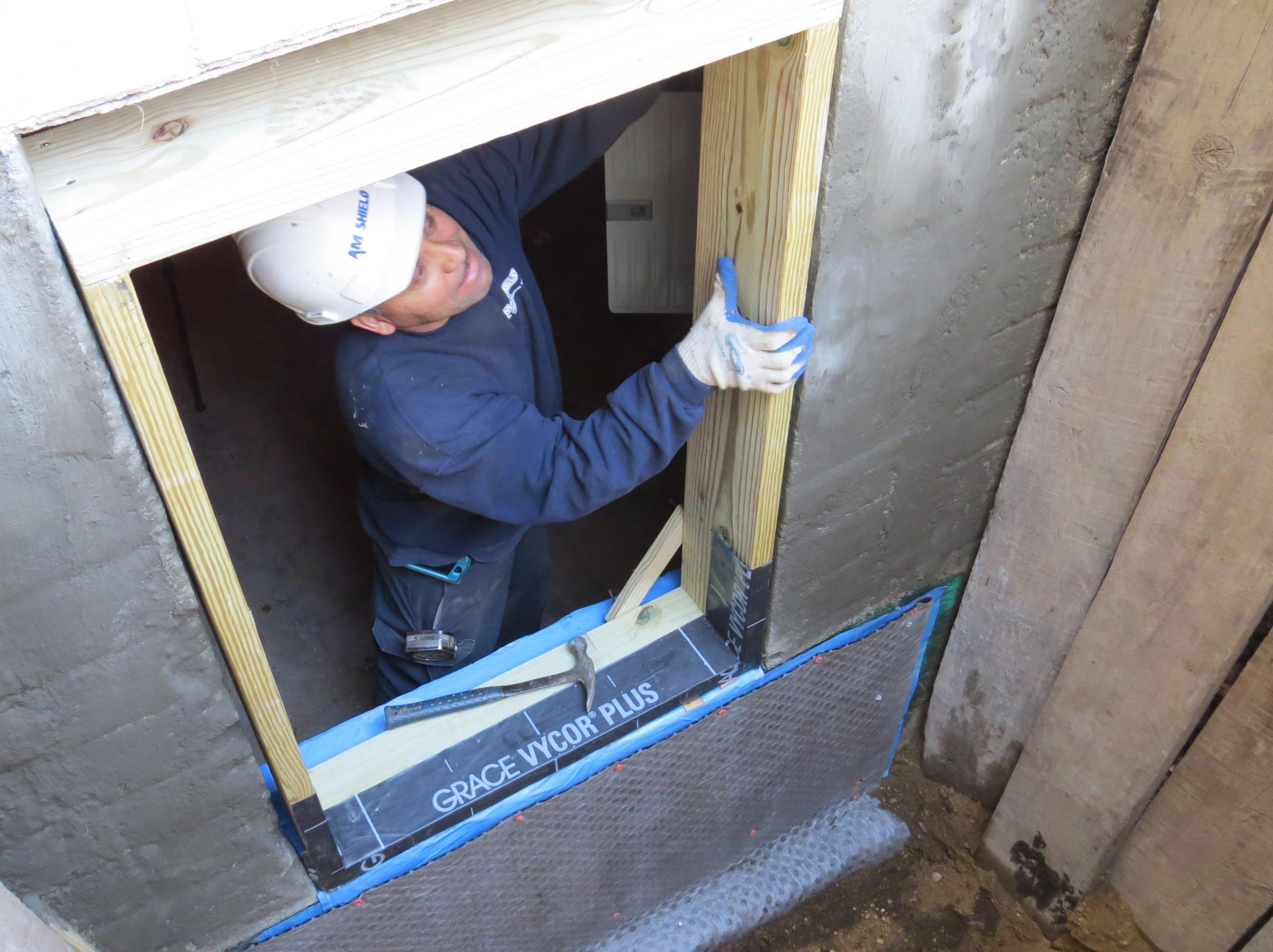 Waterproof Basement Window Systems