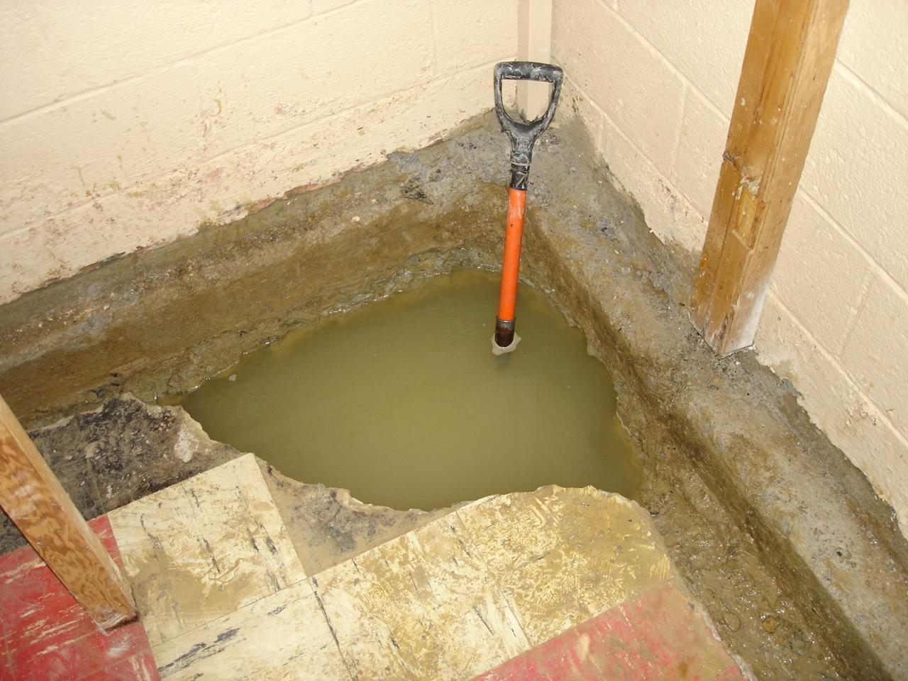 Waterproofing Interior Basement Walls