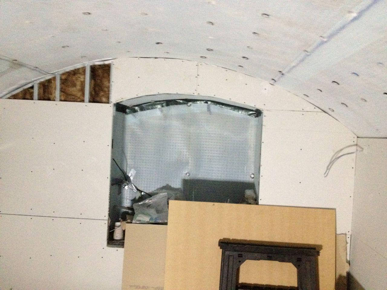 Wave Basement Ventilation System