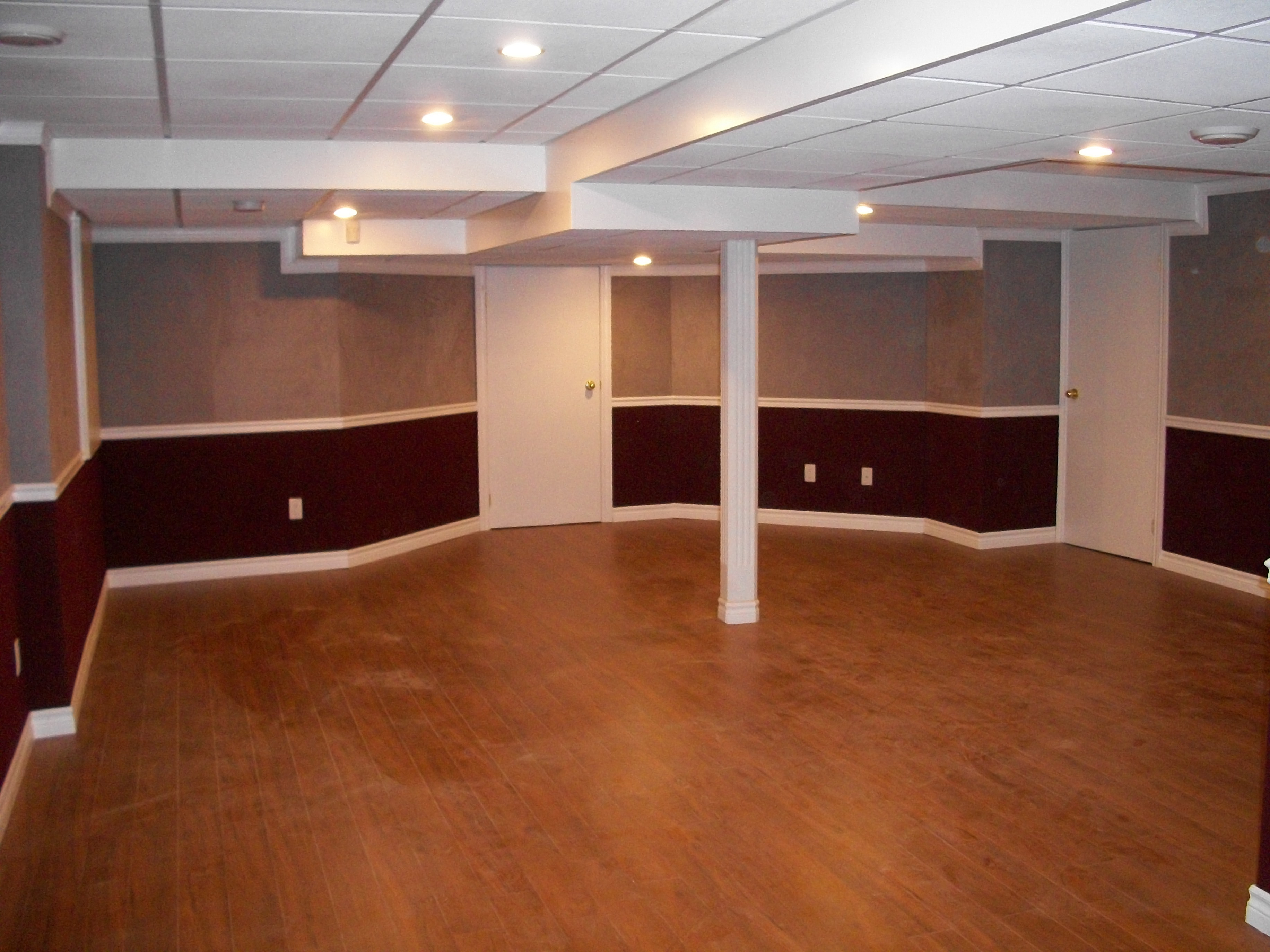 Ways To Finish A Basement Ceiling