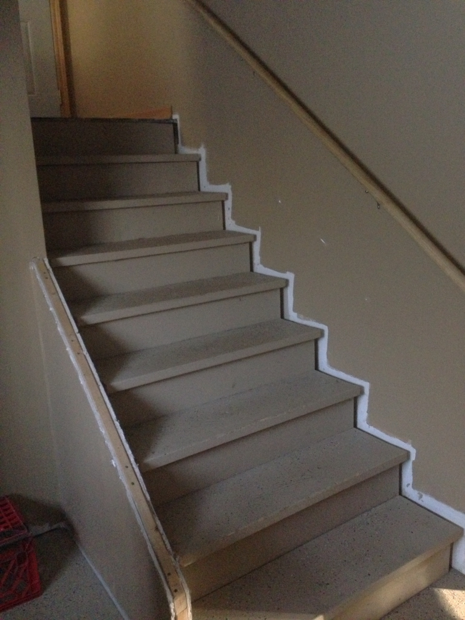 Ways To Finish Basement Stairs