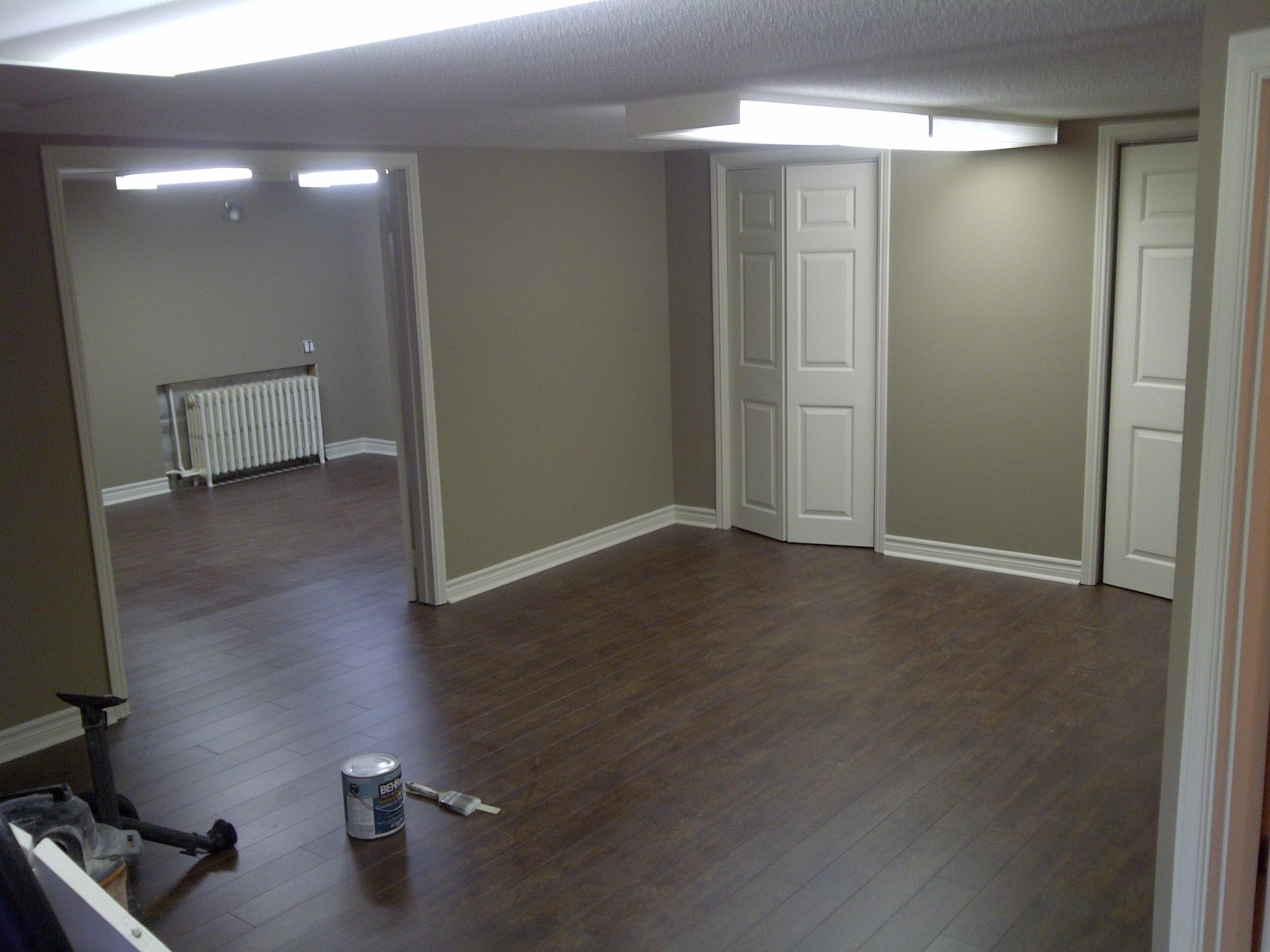 Wood Laminate Flooring For Basements