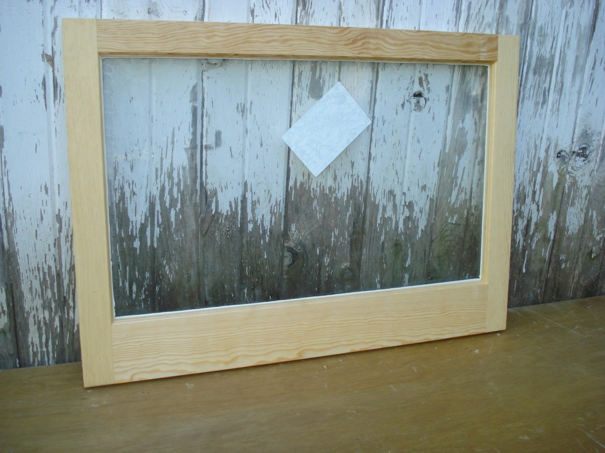 Wooden Basement Storm Windows