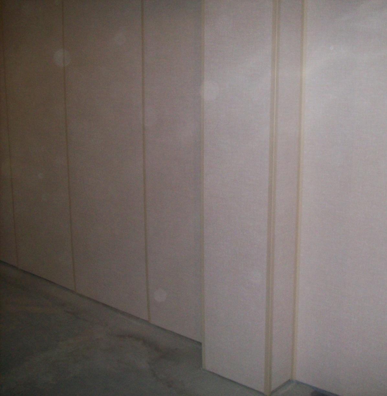 Zenwall Insulated Basement Wall Panels