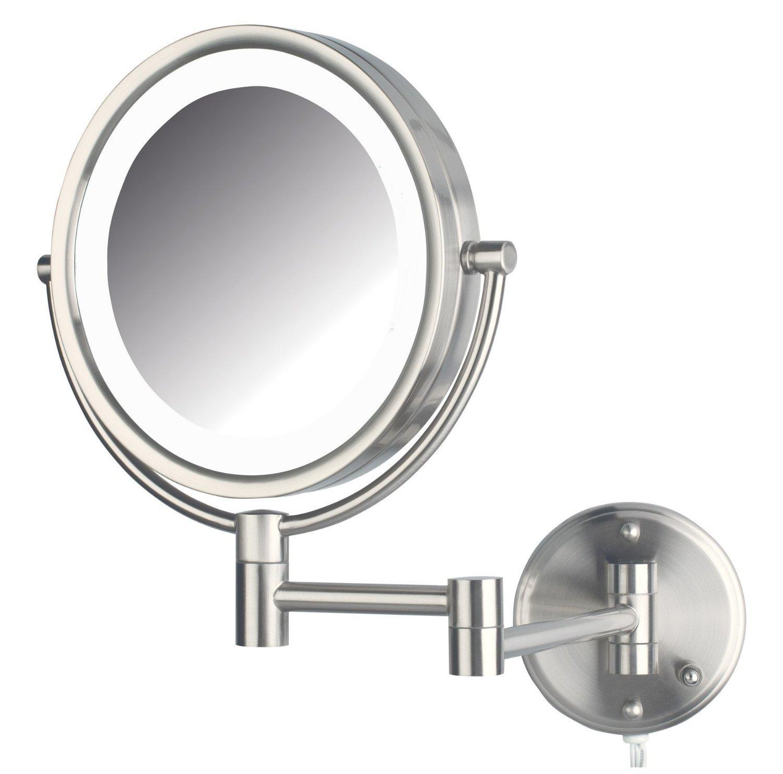 10x Makeup Mirror Wall Mount