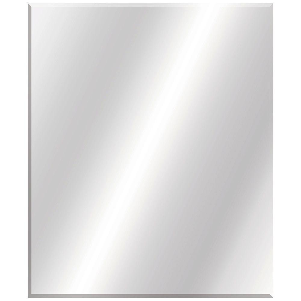 24 X 30 Frameless Bathroom Mirror