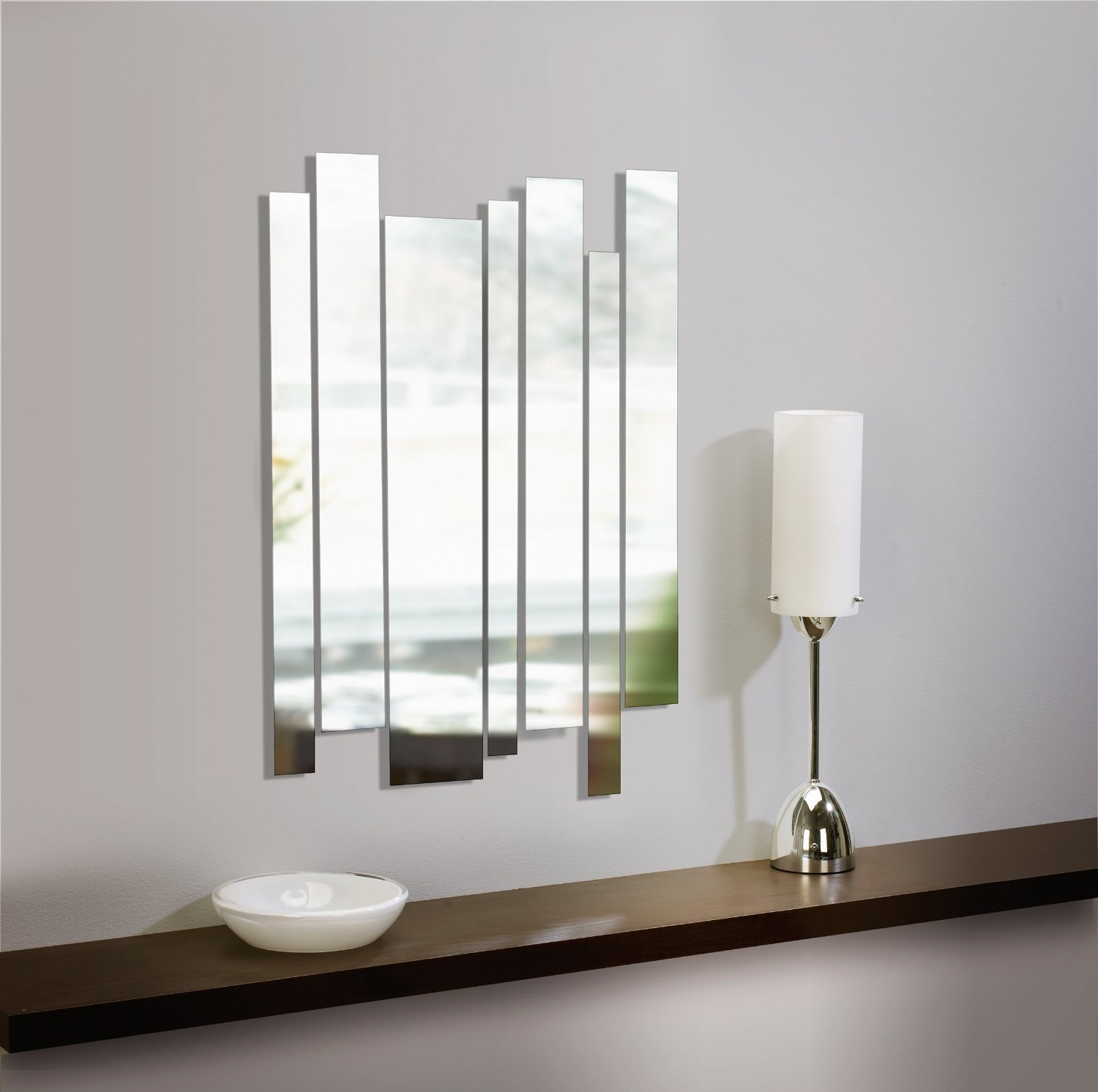 3 Panel Wall Mirror