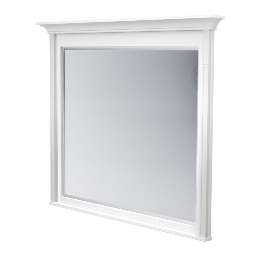 48 Framed Wall Mirror