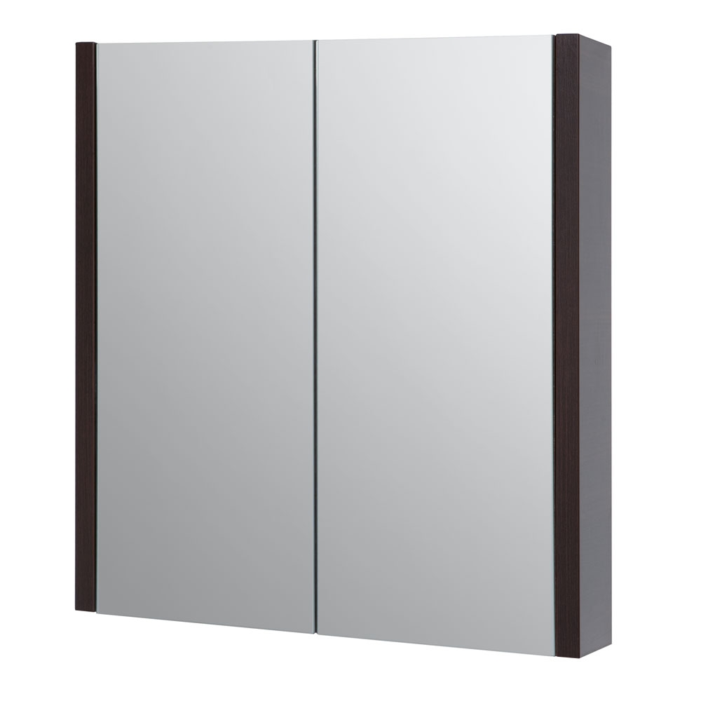 600 Wide Mirrored Bathroom Cabinet