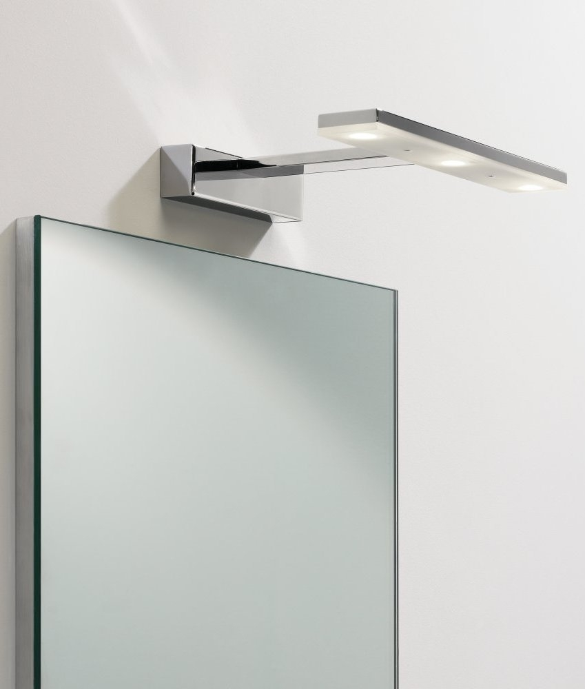Adjustable Head Led Bathroom Mirror Light