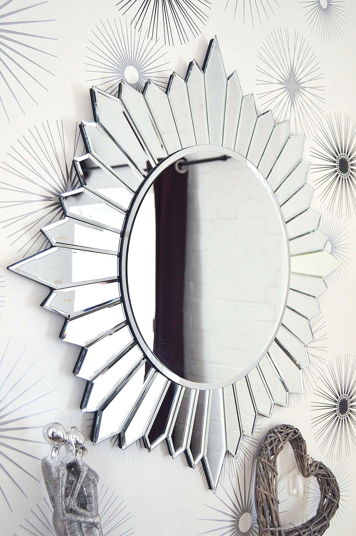 All Glass Wall Mirrors