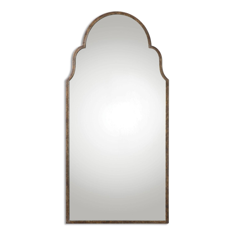 Arched Top Bathroom Mirror