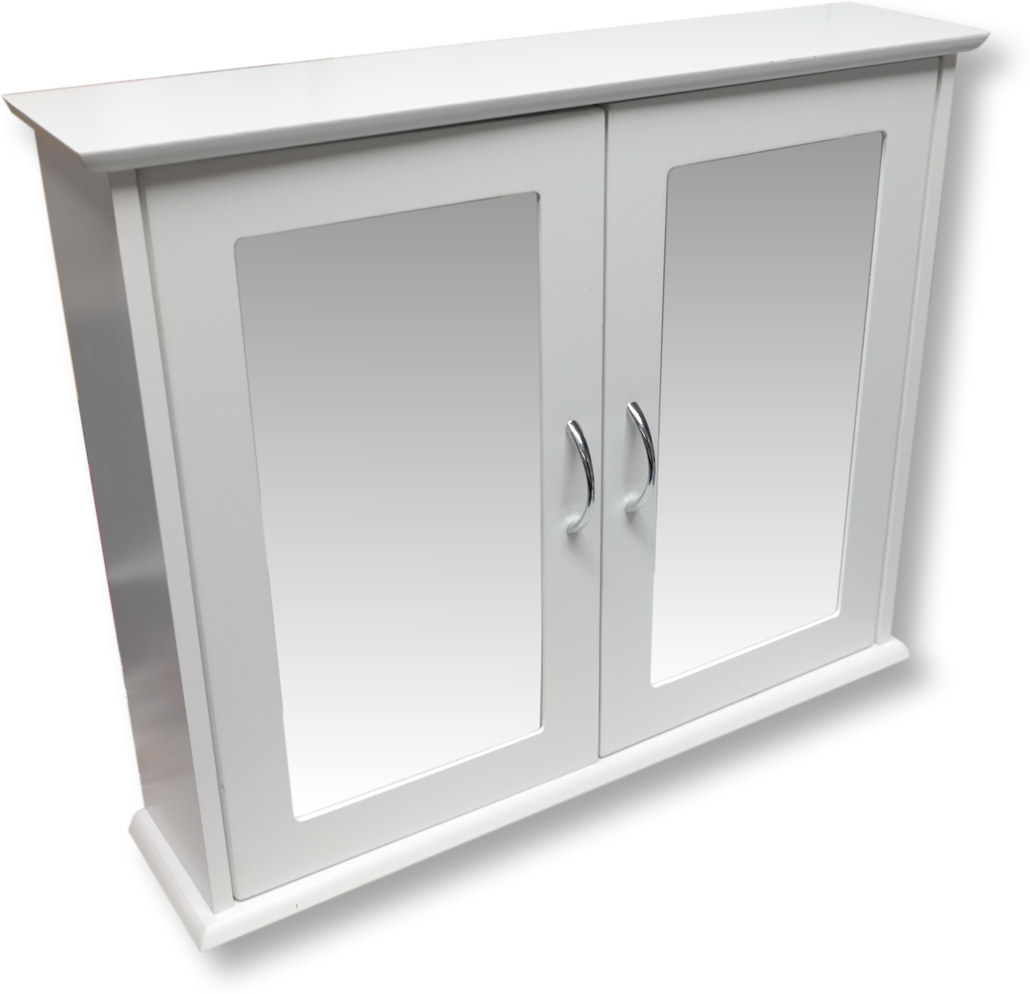 Artisan Wall Cabinet With Mirrored Door