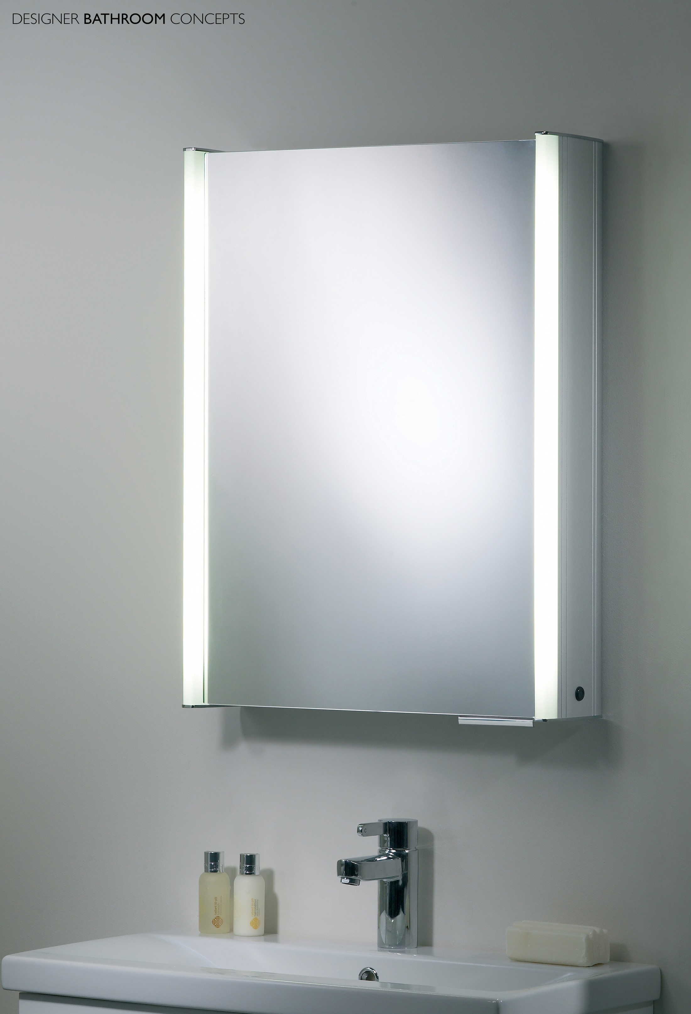 B And Q Bathroom Mirror Cabinets