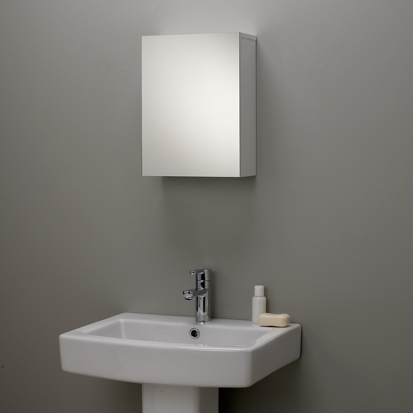 Bathroom Cabinet Mirror Small