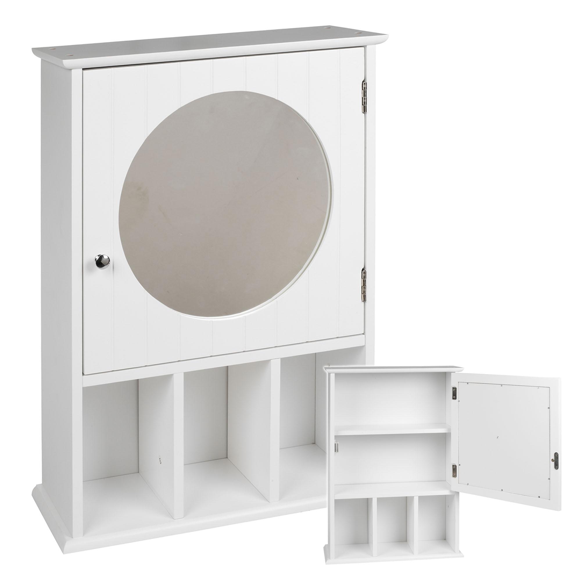 Bathroom Cabinets Double Sided Mirror Doors