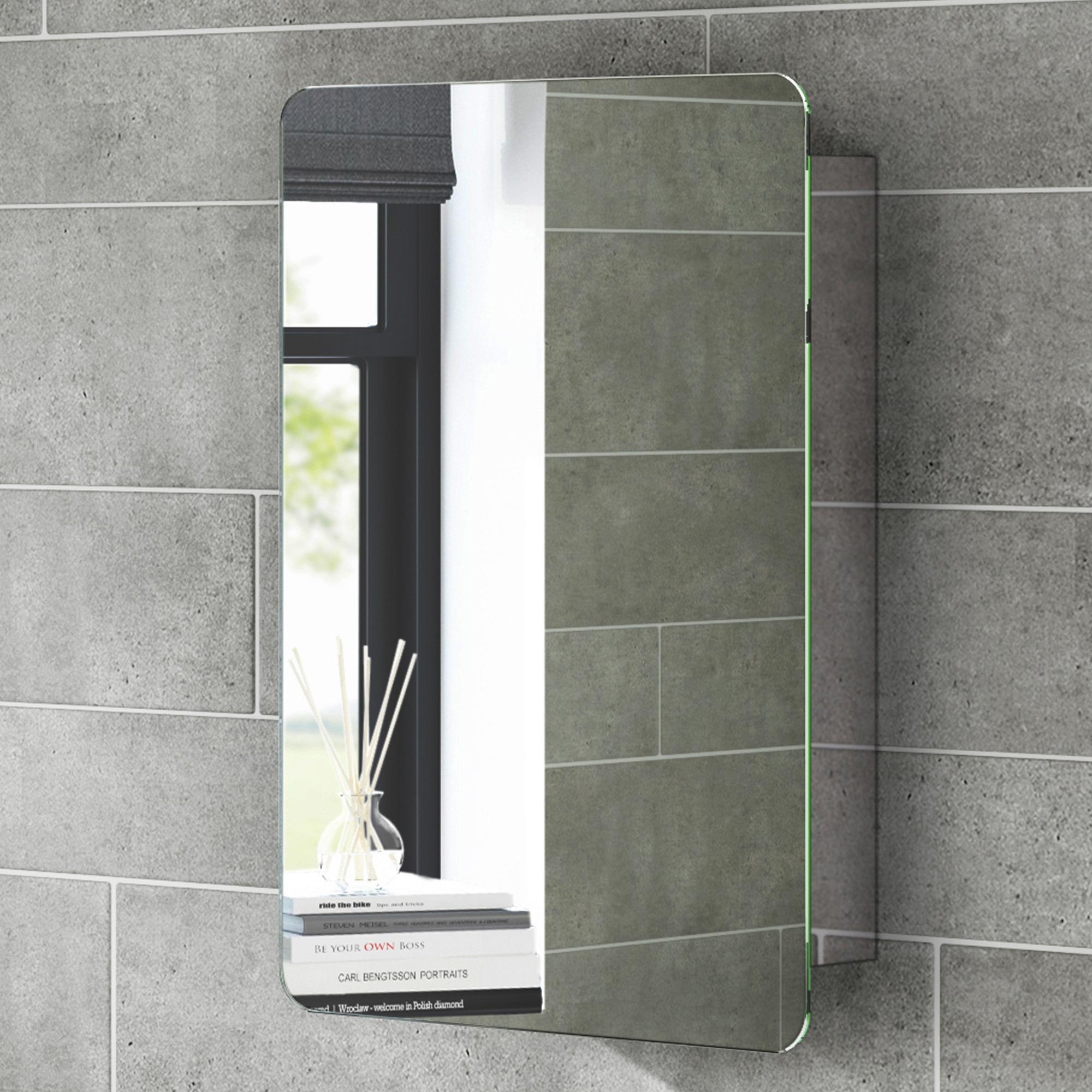 Bathroom Cabinets Sliding Mirror Doors